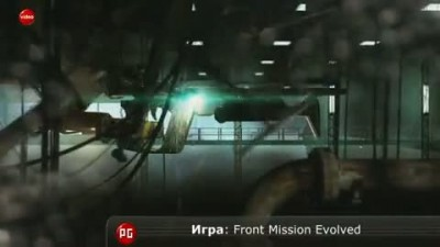Видеообзор - Front Mission Evolved