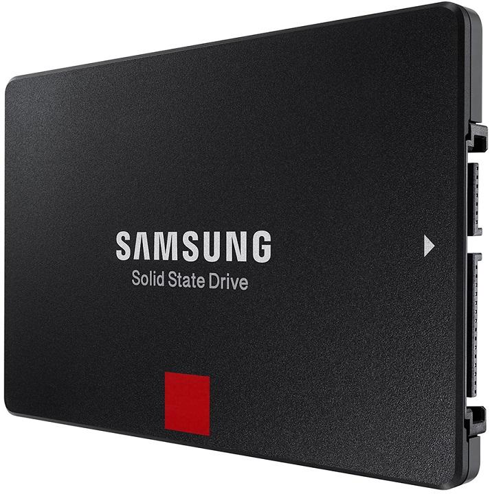 Официальный анонс твердотельных накопителей Самсунг 860 Pro и860 Evo