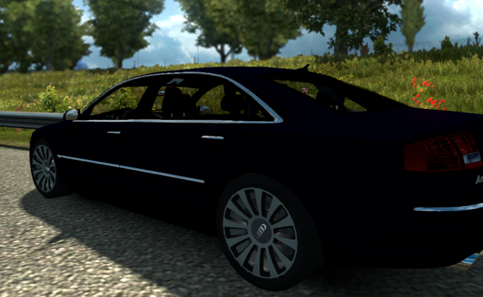 AUDI A8L W12