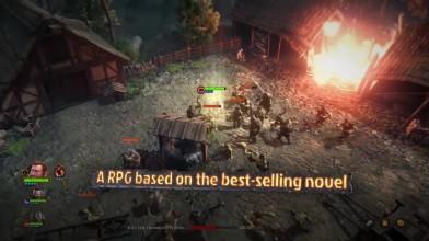 Геймплейный трейлер RPG The Dwarves