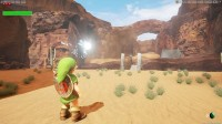 Долина Герудо из Ocarina of Time воссоздана на Unreal Engine 4