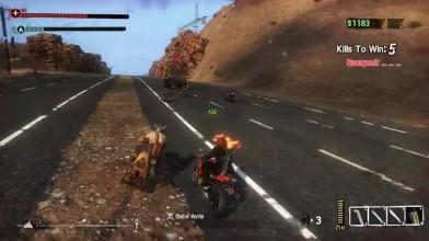 Road Redemption - смертельные гонки на мотоциклах! обзор!