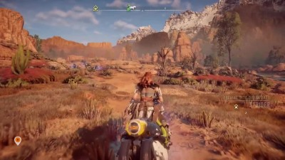 Horizon Zero Dawn vs The Witcher 3