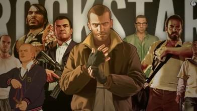 Топ 10 Фактов - Grand Theft Auto