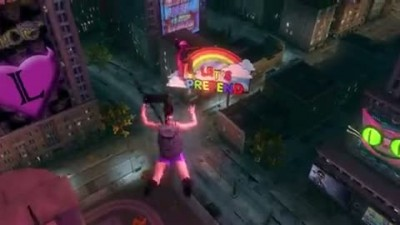 "Saints Row: The Third ""Penthouse Pack: DLC Launch Trailer"""