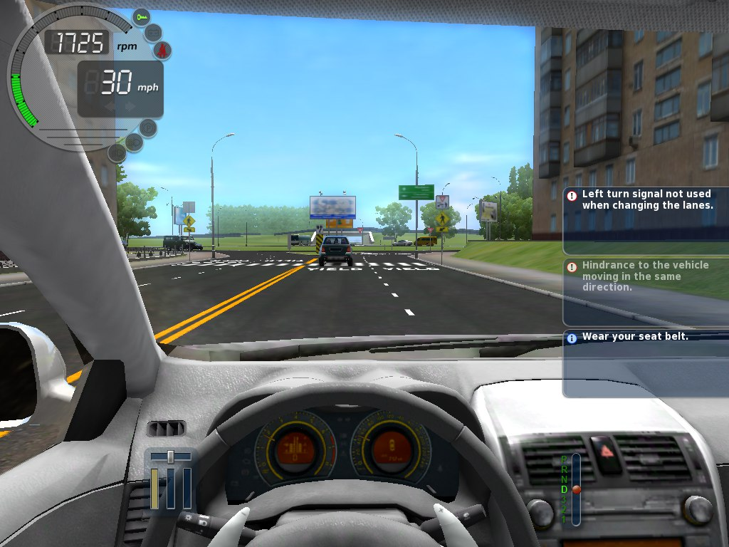 Как city car driving сделать русским фото 589