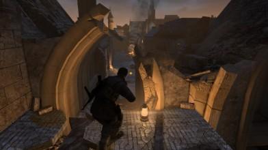 Sniper Elite V2 Старая церковь, отразить отаку