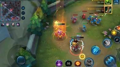 Heroes Evolved - мобильная MOBA, в которую стоит сыграть