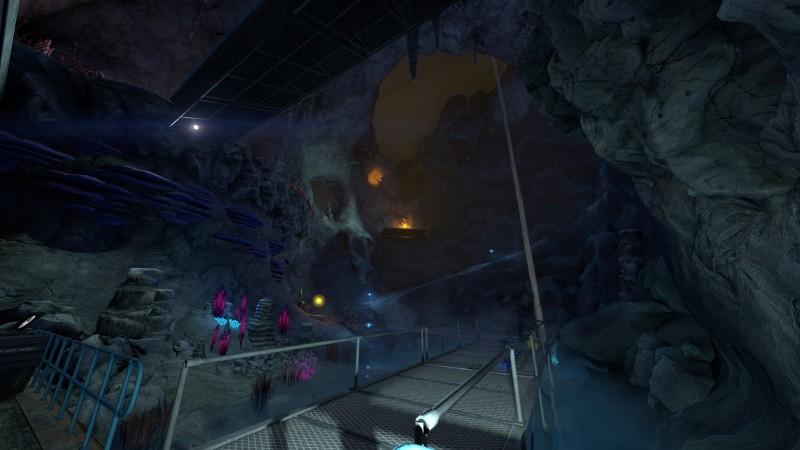 В Black Mesa добавили музей Xen