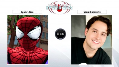 Ultimate spider-man голоса всех актёров ( 2005 )