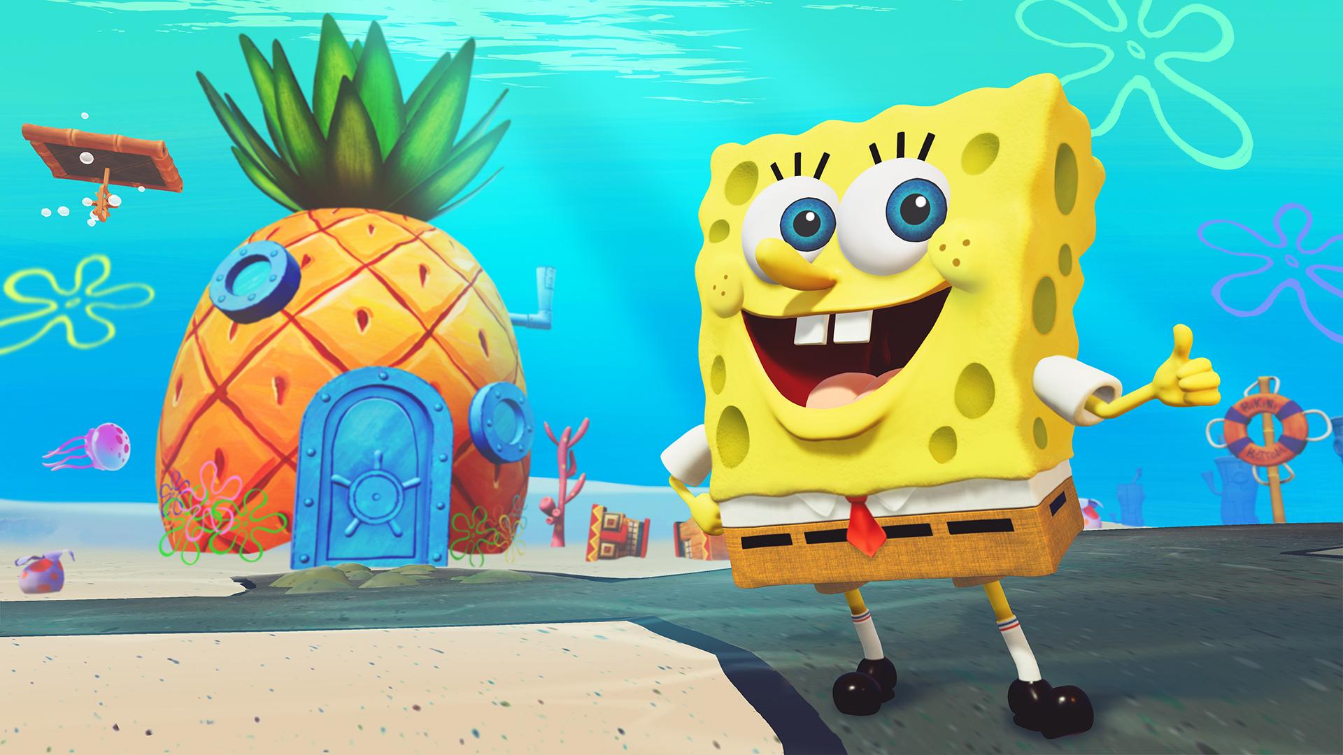 SpongeBob SquarePants: Battle for Bikini Bottom - Rehydrated получит патч первого дня на 7 ГБ