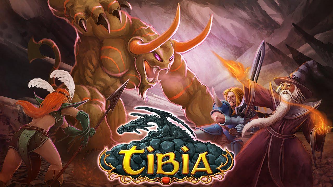 """В MMORPG """"Tibia"""" официально разрешили продавать персонажей за деньги"""