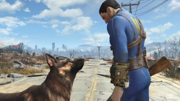 Fallout 4 High Resolution Texture Pack тест GPU