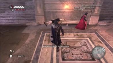 Assassin's Creed Brotherhood (Смешное / Брутальные убийства)