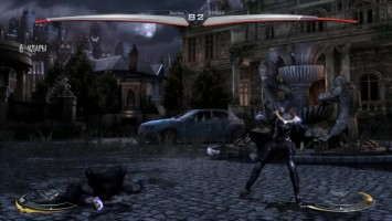 "Injustice: Gods Among Us ""PC геймплей Batgirl"""