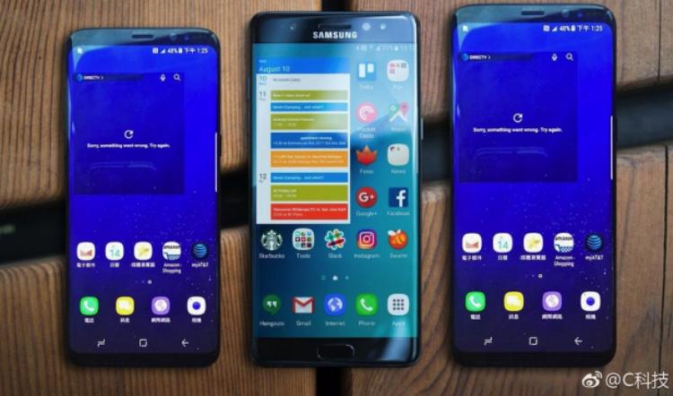 Самсунг исправился: В реализацию возвращаются невзрывные Galaxy Note 7