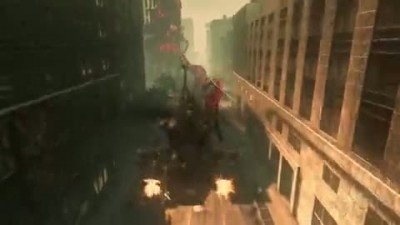 "Prototype 2 ""Blade and Claws Trailer"""