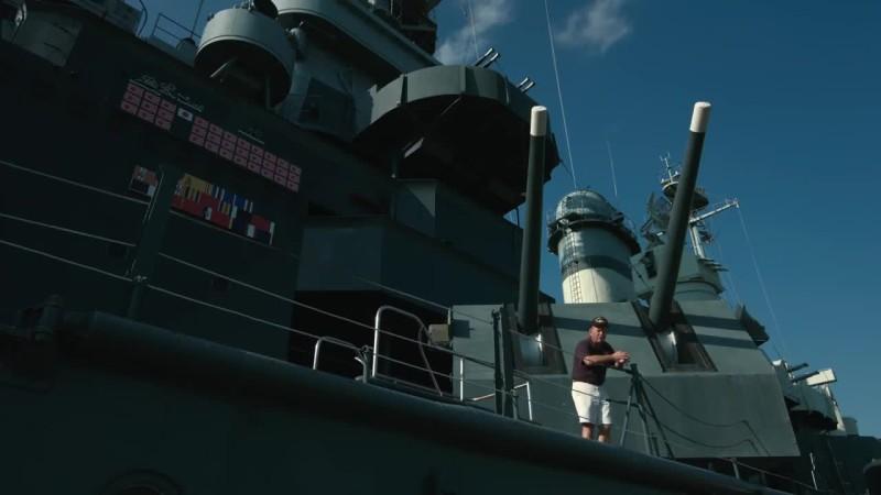 World of Warships - Морские Легенды: North Carolina