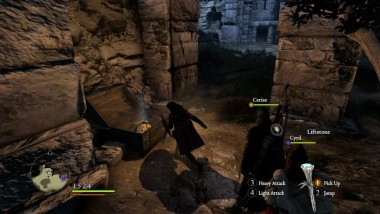 "Dragon's Dogma Dark Arisen на PC ""31 эпизод - Лабиринт"""