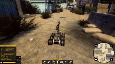 Robot Squad Simulator 2017  Атака террористов (ФИНАЛ)