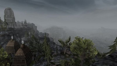 Skyrim Home of The Nords - Центральный Предел