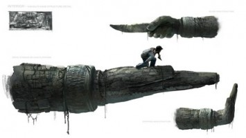 Комментарий Naughty Dog по поводу концепт-артов Uncharted 3: World of Deceit
