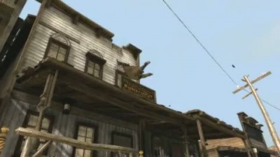 "Red Dead:Redemption ""Trailer: My Name Is John Marston"""