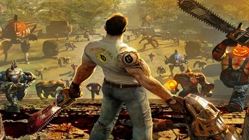 Скидка до 90% на Serious Sam Franchise