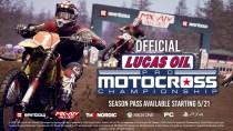 Для MX vs ATV All Out вышло дополнение 2020 AMA Pro Motocross Championship