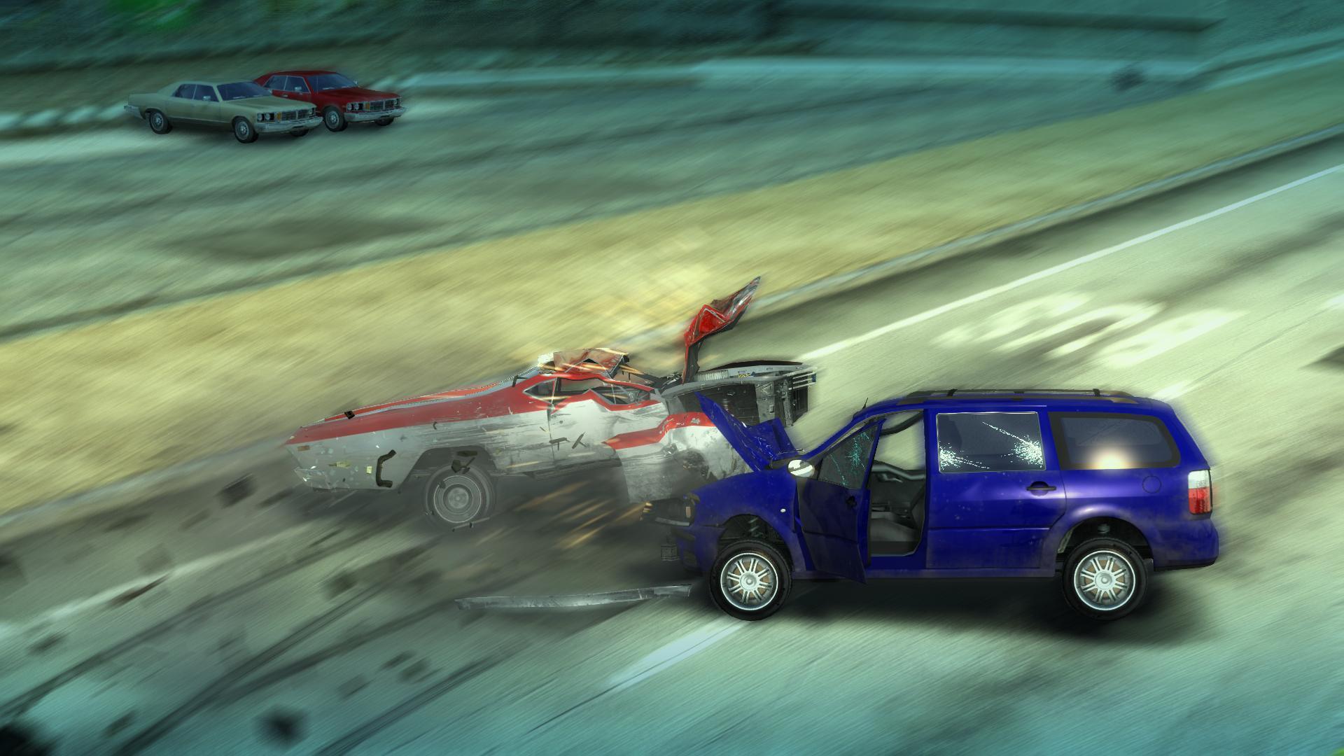 Как сделать машины для гонок на выживание