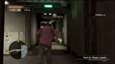 "Yakuza: Dead Souls ""Геймплей (PlayStation 3)"""