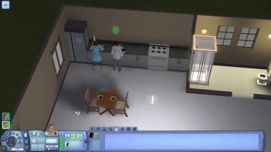 Играем в Sims 3 - Новый дом