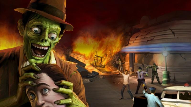 В GOG появилась страница переиздания Stubbs the Zombie in Rebel Without a Pulse