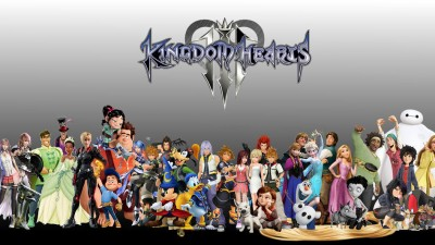 На пути к E3 2016: Kingdom Hearts 3