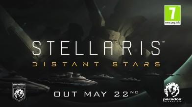 Stellaris - Трейлер дополнения Distant Stars
