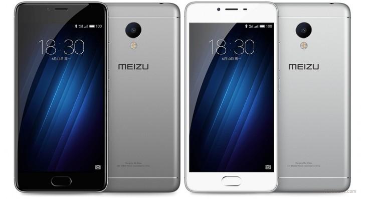 Смартфон Meizu M5c получил поликарбонатный корпус ияркие варианты раскраски
