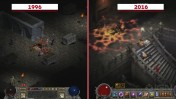Сражение Diablo 1996 vs. Diablo 2016 (IGN)