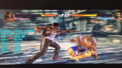 Tekken 7 : Best Settings To Run On Intel HD