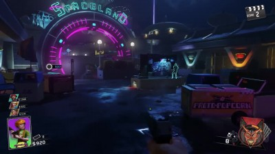 Первые 15 минут Call of Duty: Infinite Warfare - Zombies in Spaceland