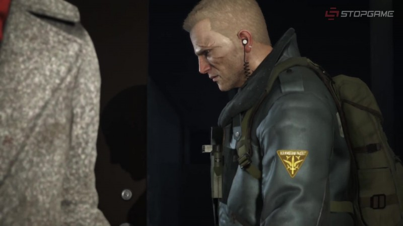 MGS курильщика - Обзор игры Left Alive