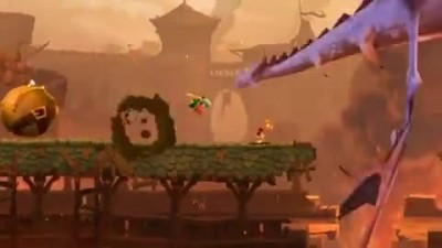 "Rayman Legends ""Trailer  """