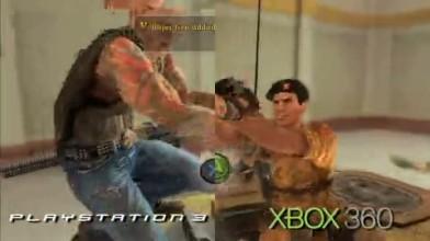 "Mercenaries 2 ""Сравнение Xbox 360 и PS3"""