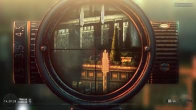 Геймплей Hitman Sniper Challenge HD