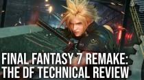 Технический анализ Final Fantasy 7 Remake показал, что у игры есть проблемы с текстурами