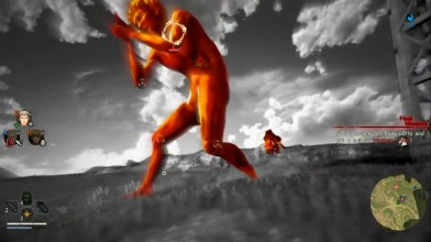 Attack on Titan 2 - Титан Фэмэн (на сложности Infernо)