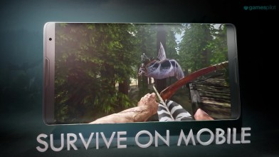 Ark: Survival Evolved вышла на iOS