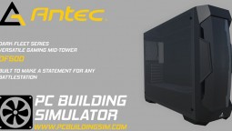 Новая версия корпуса NZXT H440 для фанатов PC Building Simulator