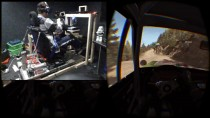 DiRT Rally+Oculus Rift
