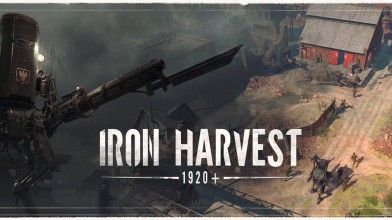3 причины почему мы ждем Iron Harvest. Самая крутая RTS 2019 года