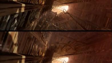 Warcraft 3: Концовка Альянса - Улучшенный ролик vs ориганл